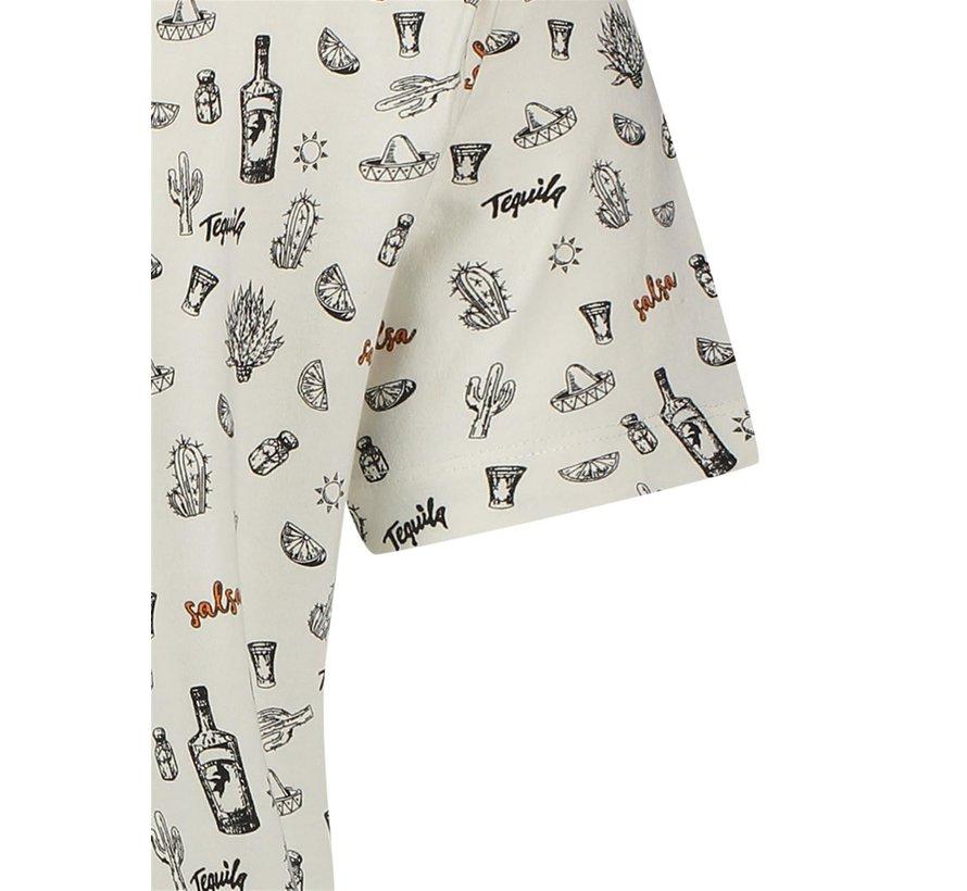 T-Shirt Wit (20.03.410)