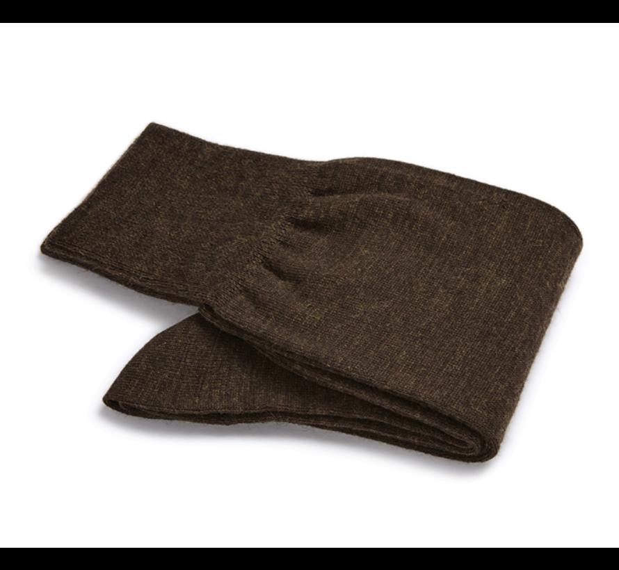 Sokken Wol Chocolade Bruin (200-292)