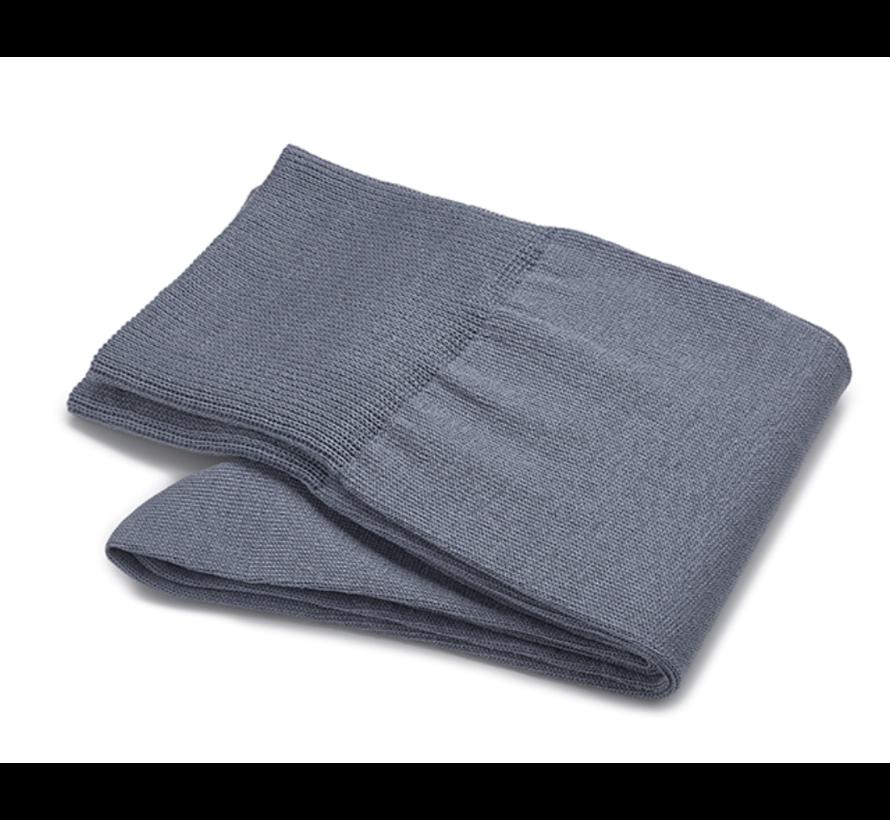 Sokken Katoen Grijs/Blauw (100-284)
