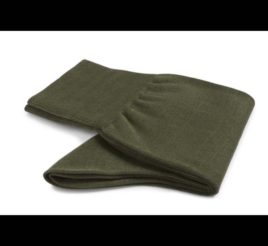 Sokken Katoen Olijf Groen (100-227)