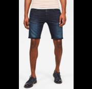 G-star Jeans Korte Broek 3301 Slim Fit Donker Blauw (D10481-8971-B187)N