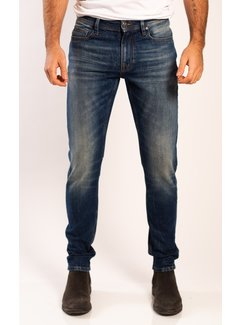 Amsterdenim Jeans Jan Slim Fit Blauw (AM2001 - 117587)