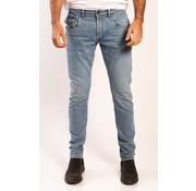 Amsterdenim Jeans Johan Tapered Fit Blauw (AM2001 - 123560)
