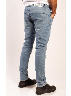 Amsterdenim Jeans Jan Slim Fit Blauw (AM2001 - 113560)