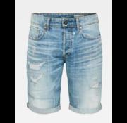 G-star Jeans Korte Broek 3301 Blauw (D17417 B767 B478)N