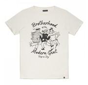 Dstrezzed T-shirt Wit (251020D - 102)
