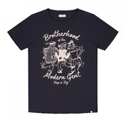 Dstrezzed T-shirt Navy (251020D - 649)