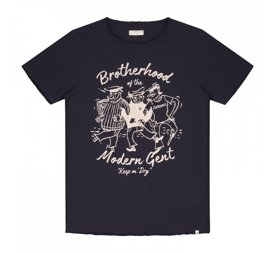 T-shirt Navy (251020D - 649)
