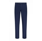 Dstrezzed Chino Loose Ruit Blauw (541002D - 669)