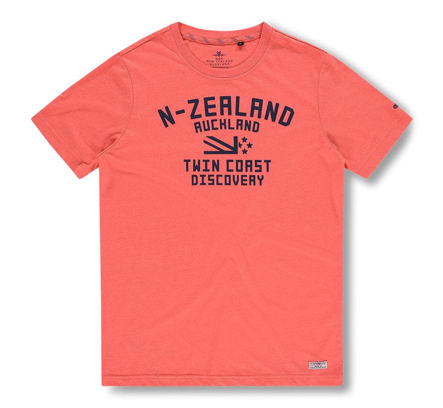 T-shirt Tauranga Bright Orange (20DN705 - 632)