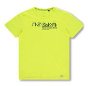 New Zealand Auckland T-shirt Waitaha Tropical Yellow (20DN701 - 454)