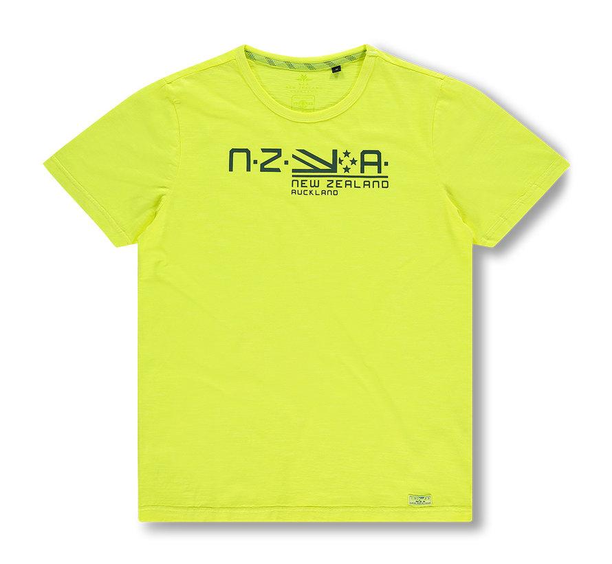 T-shirt Waitaha Tropical Yellow (20DN701 - 454)
