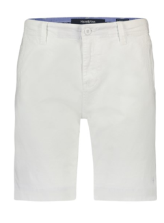 Haze&Finn Korte Broek Wit (MC13 - 0512 - White )