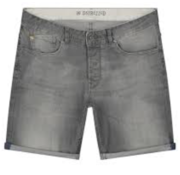 Dstrezzed Jeans Korte Broek Grijs (551003DS/DSW - 907)
