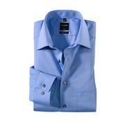 Olymp Overhemd Luxor Modern Fit Blauw (0304 64 15)