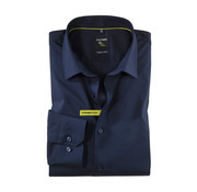 Olymp Overhemd No. Six Super Slim Fit Navy (2504 24 18)