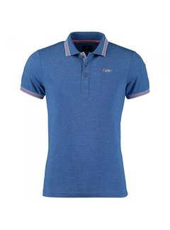 New Zealand Auckland Polo Taheke Spring Blauw (19AN101 - 292)