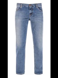 Alberto Jeans Slipe Regular Slim Fit Blauw (6837 1970 - 860)