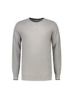 Dstrezzed Sweater Pineaple Knit Grijs (404194 - 831)