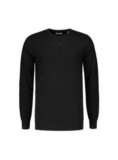 Dstrezzed Sweater Pineaple Knit Zwart (404194 - 999)