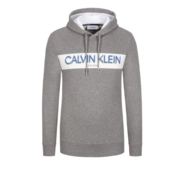 Calvin Klein Sweater Met Logo Grijs (K10K105151 - P4A)