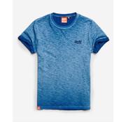 Superdry T-shirt Blauw (M1010025A - 69H)
