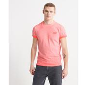 Superdry T-shirt Coral Roze (M1010025A - PY7)