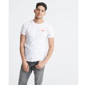 Superdry T-shirt Wit (M1010026A - 01C)