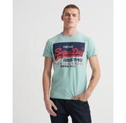 Superdry T-shirt Mint Groen (M1010099A - GZL)