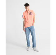 Superdry Polo Korte Mouw Coral (M1110008A - S4R)