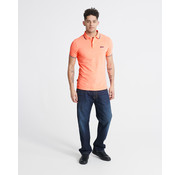 Superdry Polo Korte Mouw Coral (M1110013A - S4R)