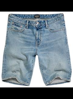 Superdry Short Chino Spijker Vintage Blauw (M7110012A - X5X)