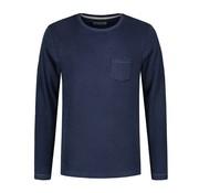Dstrezzed Longsleeve T-shirt Toweling Navy (202368 - 669)