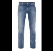 Alberto Jeans Pipe Regular Slim Fit DS Dual FX Blauw (4807 1972 - 860)