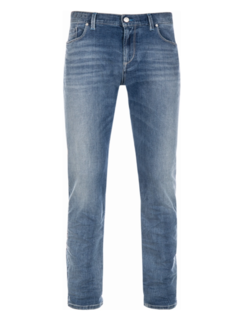 Alberto Jeans Pipe Regular Slim Fit DS Dual FX Blauw (4807 1972 - 860)