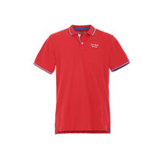 Fred Mello Polo Rood (FM20S19QU - Red)