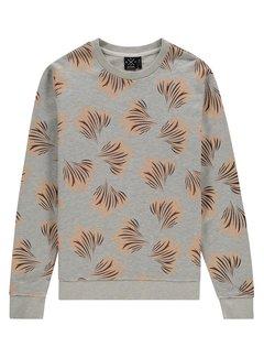 Kultivate Sweater Big Bush Grijs (2001011010 - 153)
