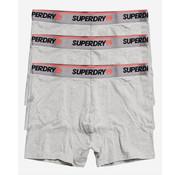 Superdry Boxershort 3Pack Grijs (M3110006A - 1SC)