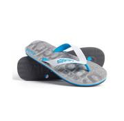 Superdry Slippers Flip Flop Grijs (MF310009A - QOG)