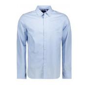 New Zealand Auckland Overhemd Lichtblauw (19BN511 - 280)