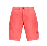 New Zealand Auckland Korte Broek Larry Bay Cargo Neon Oranje (19CN630 - 638)