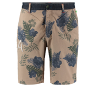 New Zealand Auckland Short Chino Abel Khaki Groen (19CN631 - 1800)