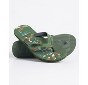 Superdry Slippers Flip Flop Groen (MF310028A - 60F)