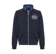 Fred Mello Vest Navy (FM20S04FZ - Blue)