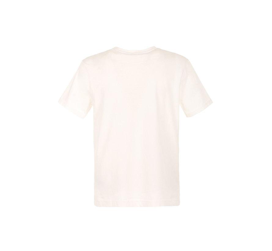 T-shirt Wit (FM20S18TG - Off White)