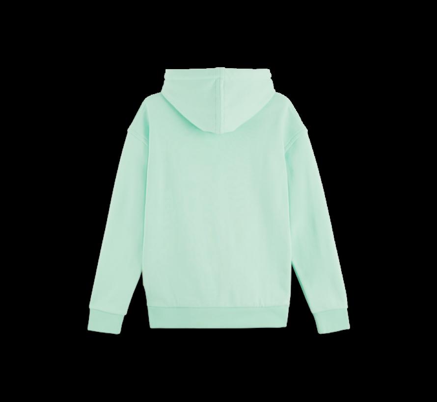 Hooded Sweater Groen (156782 - 3601)
