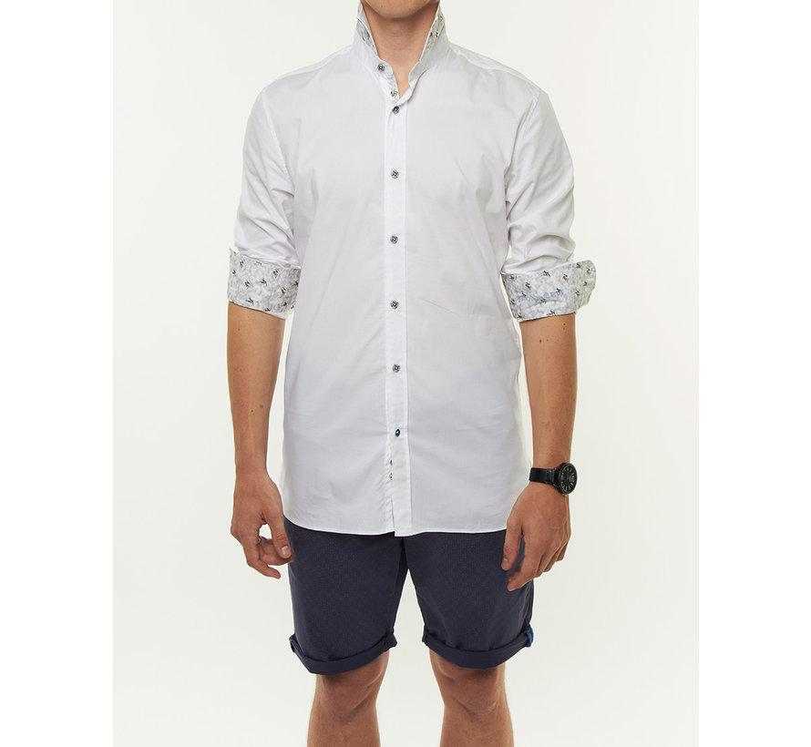 Overhemd Wit (62.001)