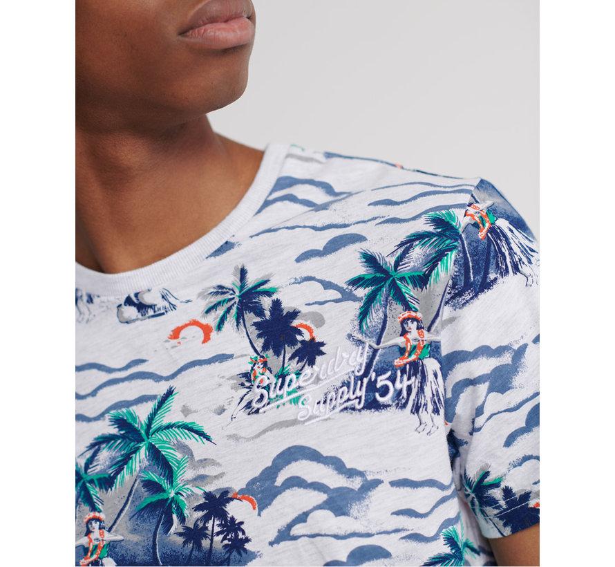 T-shirt Print Multicolor (M1010191A - CG8)