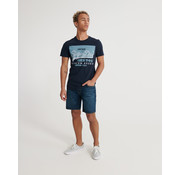 Superdry T-shirt Navy (M1010194A - 09S)