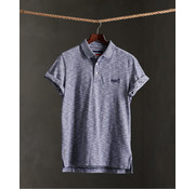 Superdry Polo Blauw (M1110021A - 0VL)